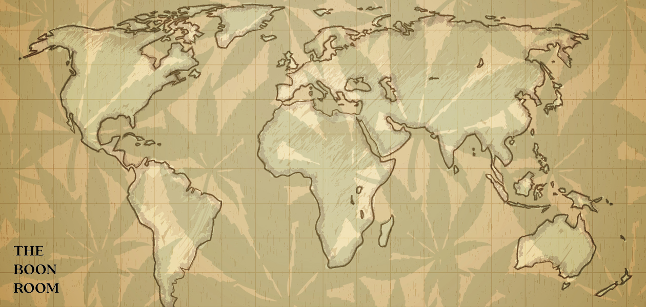The Hemp Industry All Over the World