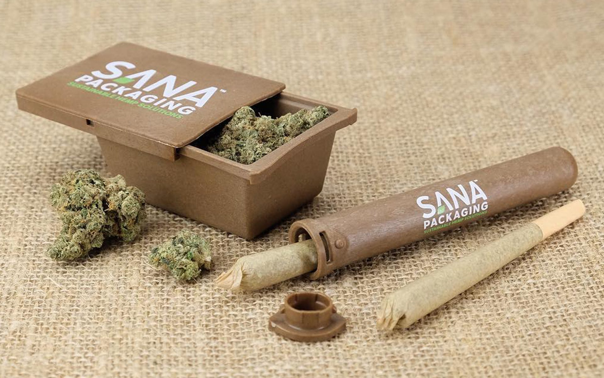 Sustainable Cannabis Packaging Solutions