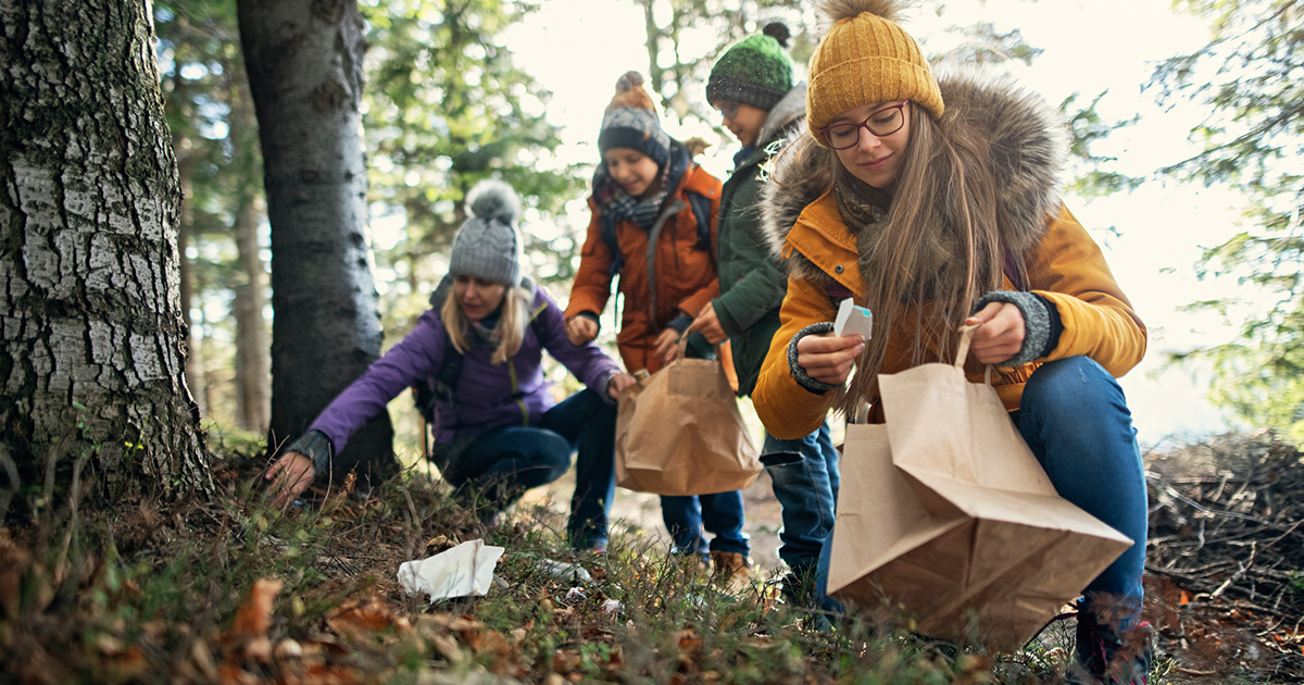 Involve Your Whole Family in Sustainability Activities