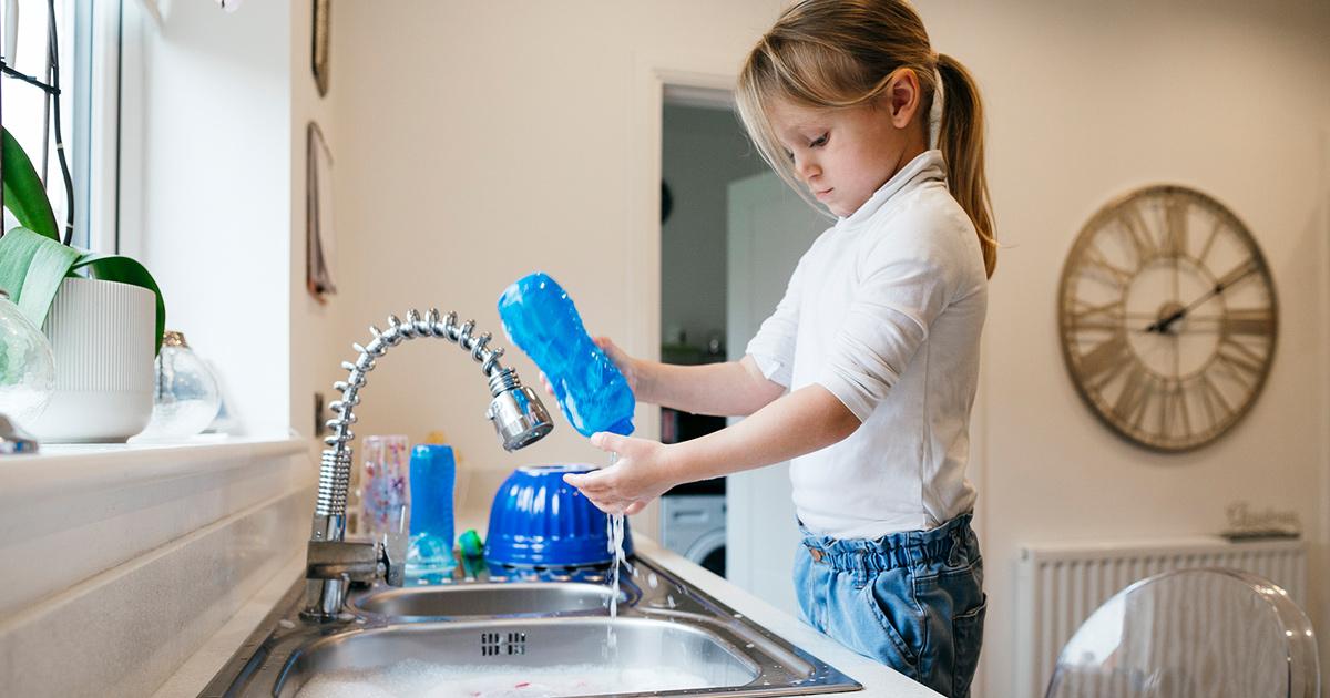 Teach Water Conservation
