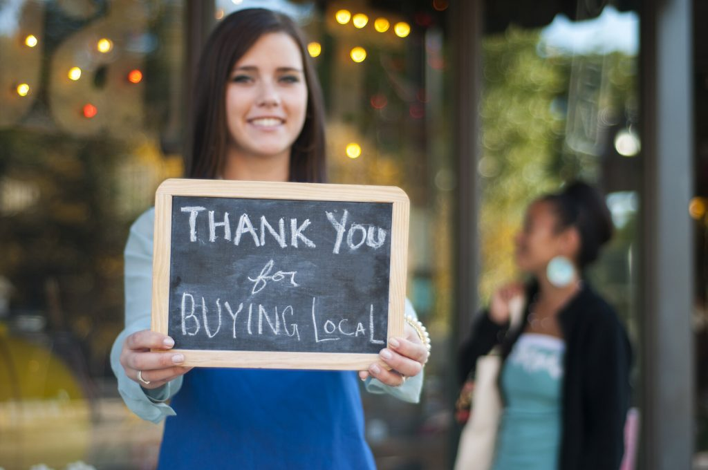 Small Businesses Offer Top-Notch Customer Service and Easy Shopping