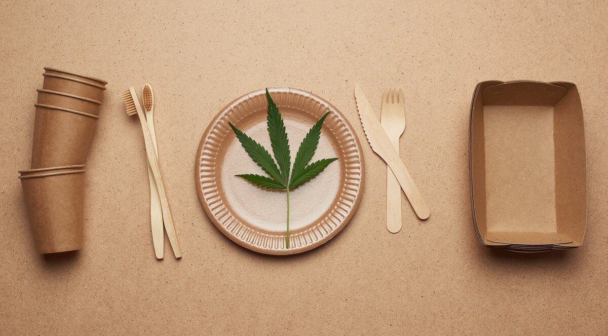 Hemp Food Storage and Consumption Products